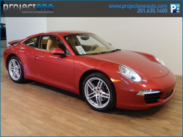 2013 Porsche 911 Carrera for sale