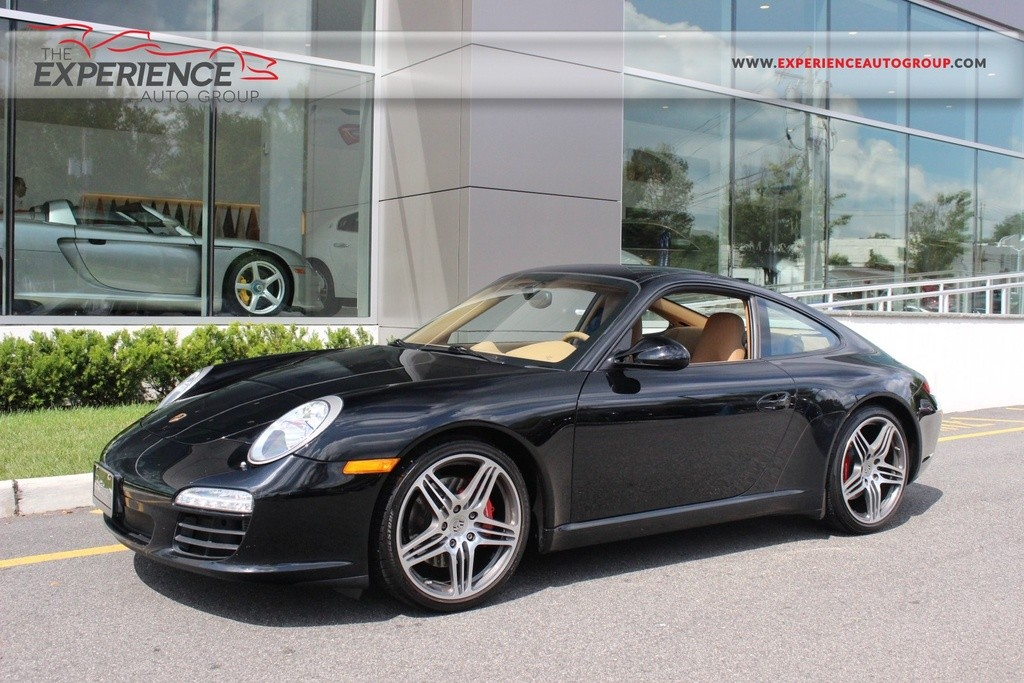 2009 porsche carrera s black for sale. Black Bedroom Furniture Sets. Home Design Ideas