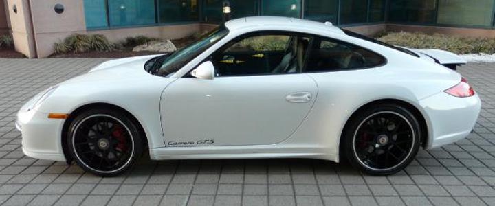 2012 Porsche 911 Gts For Sale White