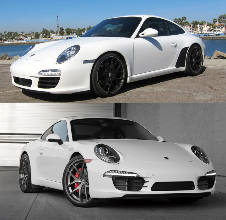 37fed3adbd4 The Current Internal Question for the 911 Buyer   Which one to buy