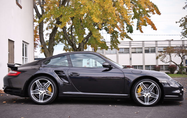 Tire Buying Guide >> Porsche 911 Turbo for Sale - 2007 - Black