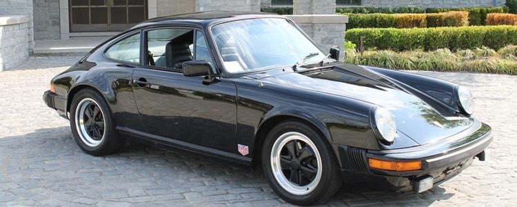 Porsche 911 Carrera For Sale 1980 Black On Black