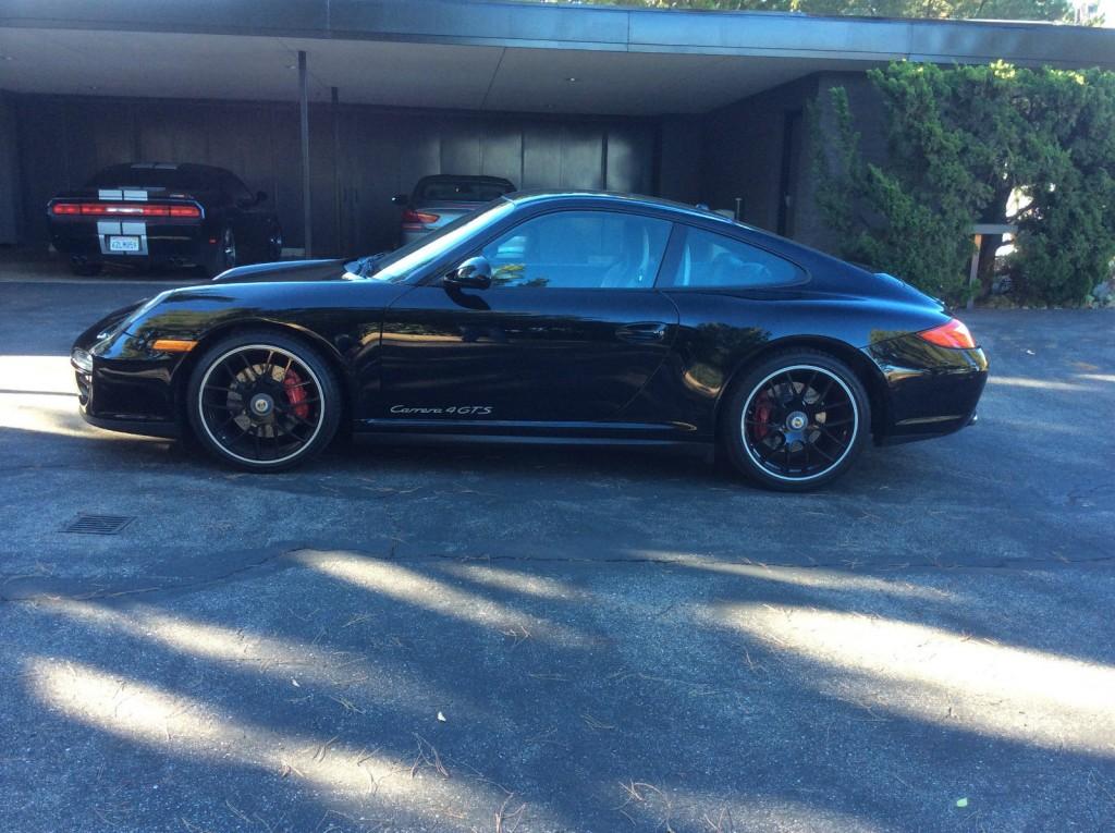 Porsche 911 4 Gts For Sale 2012 Black
