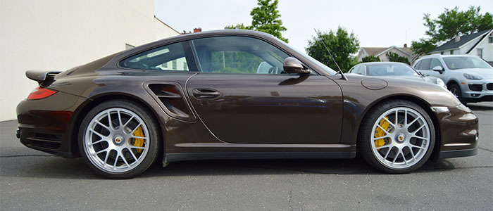 2011 Porsche 911 Turbo S >> 2011 Porsche 911 Turbo S With Pdk Transmission