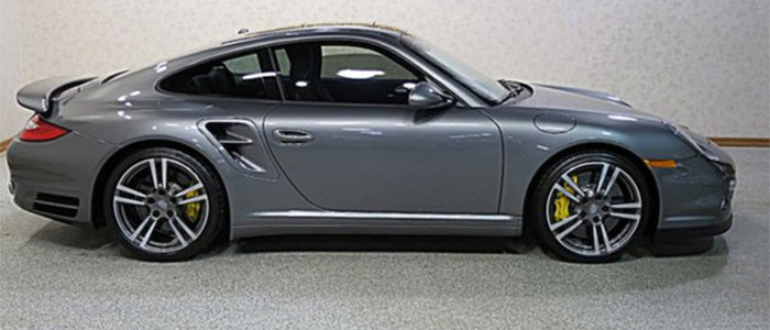 "2012 porsche 997 turbo ""s""- 7 speed pdk transmission for sale"