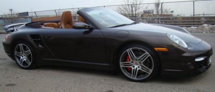 Porsche 911 2008 Turbo Cabriolet For Sale Wmacadamia