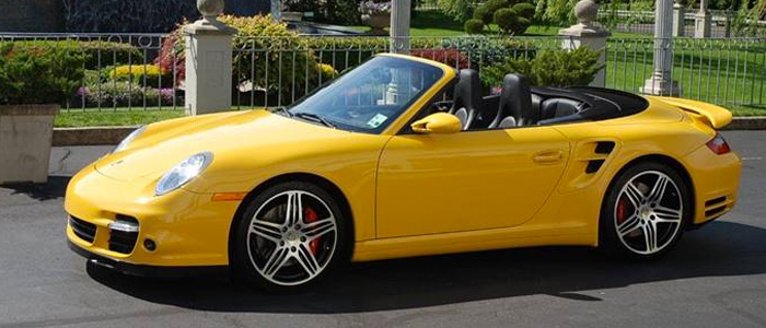 Totaled Cars For Sale >> Porsche 911 Turbo AWD for Sale- 2008 with Yellow exterior