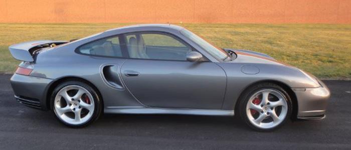 Porsche 996 Turbo >> 2002 Porsche 996 Turbo In Seal Grey