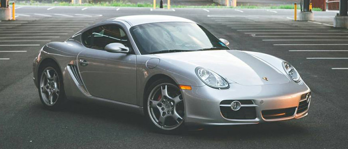 Best Used Sports Cars >> 2006 Cayman S - Silver and with 6-Speed