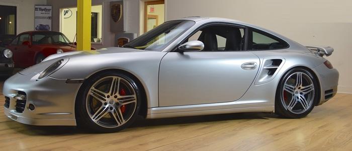Porsche 997 Turbo >> 2007 Porsche 911 Turbo For Sale Cheapest In The Us